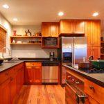 מטבח מעץ -דגם מעץ מלא - דגמים באתר