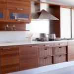 מטבח מעץ מלא דגם לאוי ויטון